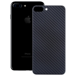 Carbon Fiber Texture Back Protective Cover for iPhone 7 Plus / 8 Plus