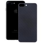 Carbon Fiber Texture Back Protective Cover for iPhone 7 Plus / 8 Plus