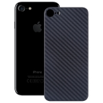Carbon Fiber Texture Back Protective Cover for iPhone 7 / 8