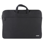 ORICO YBP156 15.6 inch Portable Business Casual Cowhide Multi-function Laptop Bag with Hidden Handle (Black)