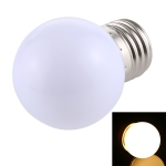 2W E27 2835 SMD Home Decoration LED Light Bulbs, AC 220V (Warm White)