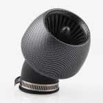 MB-AF020-C Motorcycle Modification Accessories Universal Apple Shape Air Filter, Caliber: 28mm / 35mm / 45mm / 48mm