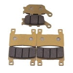 MB-OT005 6 PCS Motorcycles Front + Rear Brake Pad for Honda CBR 600 F4 F4i