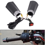CS-054A1 Second Generation Motorcycle Modified Electric Heating Hand Cover Heated Grip Handlebar