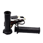 CS-095A1 Motorcycle Modified Adjustable Temperature Electric Heating Hand Cover Heated Grip Handlebar