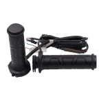 CS-095B1 Motorcycle Modified Adjustable Temperature Electric Heating Hand Cover Heated Grip Handlebar, Seal Version