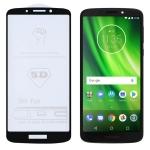 9H 5D Full Glue Full Screen Tempered Glass Film for Motorola Moto G6 Play / E5