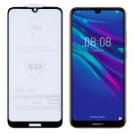 9H 5D Full Glue Full Screen Tempered Glass Film for Huawei Y6 (2019) / Honor 8A