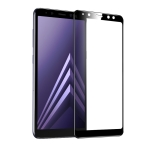 2 PCS ESR 9H Full Coverage Explosion-proof Tempered Glass Film for Galaxy A8
