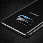 50 PCS Soft Fiber Back Camera Lens Film Tempered Glass Film for Galaxy S10e