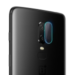 Soft Fiber Back Camera Lens Film Tempered Glass Film for OnePlus 6