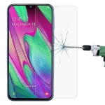 2.5D Non-Full Screen Tempered Glass Film for Galaxy A40