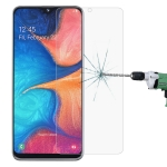 2.5D Non-Full Screen Tempered Glass Film for Galaxy A20e