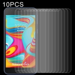 10 PCS 2.5D Non-Full Screen Tempered Glass Film for Galaxy A2 Core