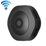 HICAM H6 Mini HD 1280 x 720P 120 Degree Wide Angle Wearable Smart Wireless WiFi Surveillance Camera, Support Infrared Night Vision & Motion Detection Recording & Remote Monitoring & Loop Recording & 64GB Micro SD (TF) Card(Black)