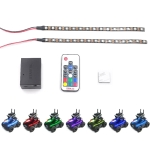 STARTRC 1105740 LED Light Remote Control Waterproof Colorful Lights for DJI RoboMaster S1