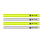 4 PCS Original Xiaomi Scotchlite Reflective Wristband Safety Reflective Wrist Belt