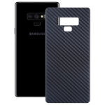 Carbon Fiber Texture Back Protective Cover for Galaxy Note 9