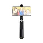 HOCO K12 Bluetooth  Monopod Folding Extendable Handheld Pocket Holder Selfie Stick (Black)