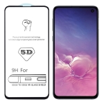 9H 5D Full Glue Full Screen Tempered Glass Film for Galaxy S10 E