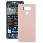 Back Cover for LG G6 / H870 / H870DS / H872 / LS993 / VS998 / US997(Pink)