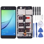 LCD Screen and Digitizer Full Assembly with Frame for Huawei nova(Black)