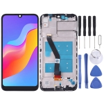 LCD Screen and Digitizer Full Assembly with Frame for Huawei Honor Play 8A(Black)