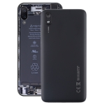 Battery Back Cover for Xiaomi Redmi 7A(Black)