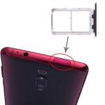 SIM Card Tray + SIM Card Tray for Xiaomi Redmi K20 (Black)