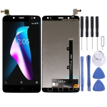 LCD Screen and Digitizer Full Assembly for BQ Aquaris V Plus (Black)
