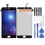 LCD Screen and Digitizer Full Assembly for Elephone P8 Max (Black)