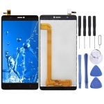 LCD Screen and Digitizer Full Assembly for Elephone C1 Max (Black)