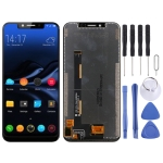 LCD Screen and Digitizer Full Assembly for Elephone A4 (Black)