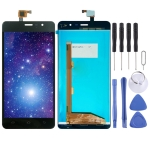LCD Screen and Digitizer Full Assembly for Tecno Infinix Hot Note X551 (Black)