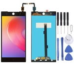 LCD Screen and Digitizer Full Assembly for Tecno Infinix Smart 2HD X609 (Black)