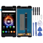 LCD Screen and Digitizer Full Assembly for Tecno Infinix Smart x5010 (Black)