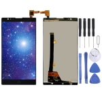 LCD Screen and Digitizer Full Assembly for Tecno Camon C8 (Black)