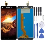 LCD Screen and Digitizer Full Assembly for Tecno Spark K7 (Black)