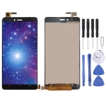LCD Screen and Digitizer Full Assembly for Tecno WX3 LTE (Black)