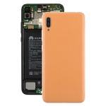 Battery Back Cover for Huawei Y6 Pro (2019)(Coffee)