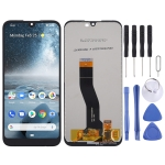 LCD Screen and Digitizer Full Assembly for Nokia 4.2(Black)