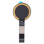 Fingerprint Sensor Flex Cable for Wiko View Max (Black)