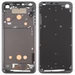 Front Housing LCD Frame Bezel Plate for LG G6 / H870 / H970DS / H872 / LS993 / VS998 / US997 (Black)