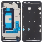 Front Housing LCD Frame Bezel Plate for LG Q6 / Q6+ / LG-M700 / M700 / M700A / US700 / M700H / M703 / M700Y (Black)