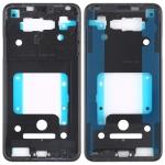 Front Housing LCD Frame Bezel Plate for LG V30 / VS996 / LS998U / H933 / LS998U / H930 (Black)