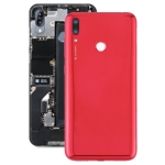 Battery Back Cover with Camera Lens & Side Keys for Huawei Y7 Prime (2019)(Red)