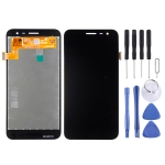 LCD Screen and Digitizer Full Assembly for Galaxy J2 Core J260F (Black)