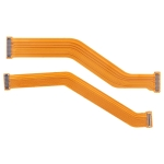 Motherboard Flex Cable + LCD Flex Cable for Galaxy A30