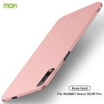 MOFI Frosted PC Ultra-thin Hard Case for Huawei Honor 9X / Honor 9X Pro(Rose gold)