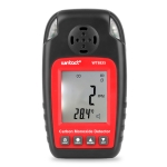 WINTACT WT8825 Carbon Monoxide Detector Independent CO Gas Sensor Warning-up High Sensitive Poisoning Alarm Detector